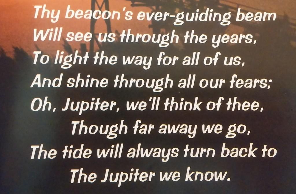 Jupiter High School Alma Mater 2
