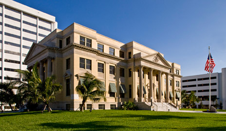 Historical society of PB County