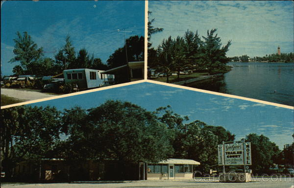 Suni Sands Motel  Mobile Home Park Jupiter, FL