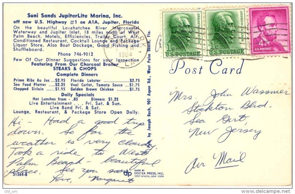 Suni Sands Postcard