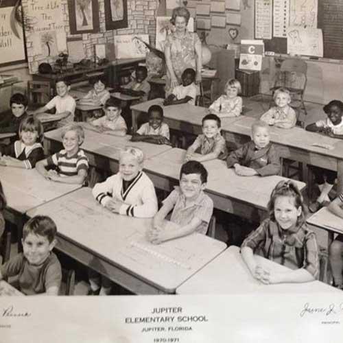 Jupiter Elementary Class