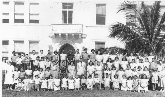 Jupiter School 1950s