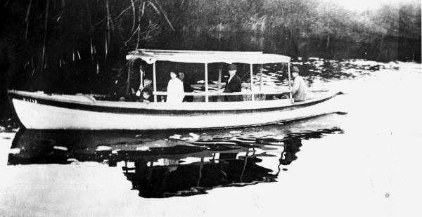 Jupiter School Boat